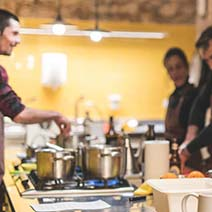 Cooking classes in Copenhagen